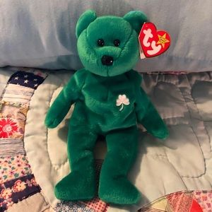 Other - St. Patrick's Day Bear Erin